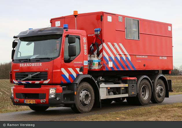 Doetinchem - Brandweer - WLF - 06-9880