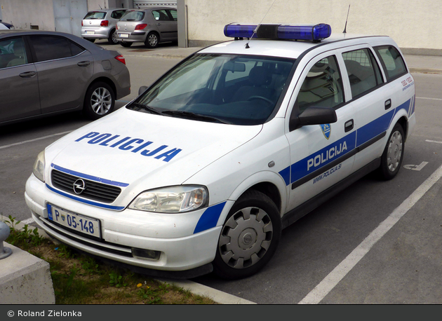 Krško - Policija - FuStW