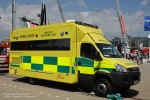 London - London Ambulance Service (NHS) - ICU