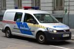 Budapest - Rendőrség - Készenléti Rendőrség - FuStW