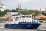 WS22 - Polizei Hamburg - WS 22 - Afrikahöft