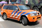 Maastricht - KNBRD Reddingsbrigade - PKW - MST 110
