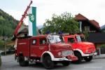 AT - Predlitz - FF - Oldtimerlöschzug