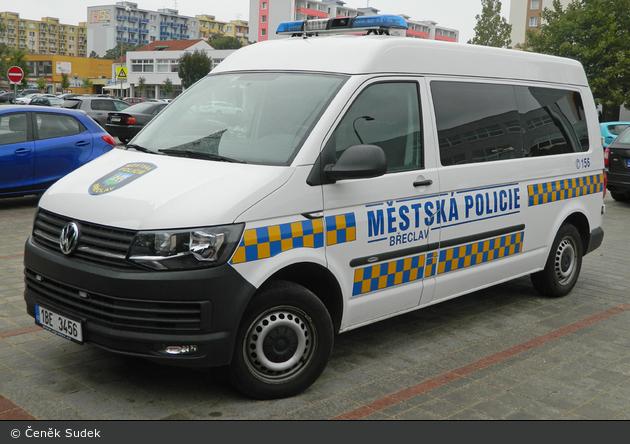 Břeclav - Městská Policie - MZF