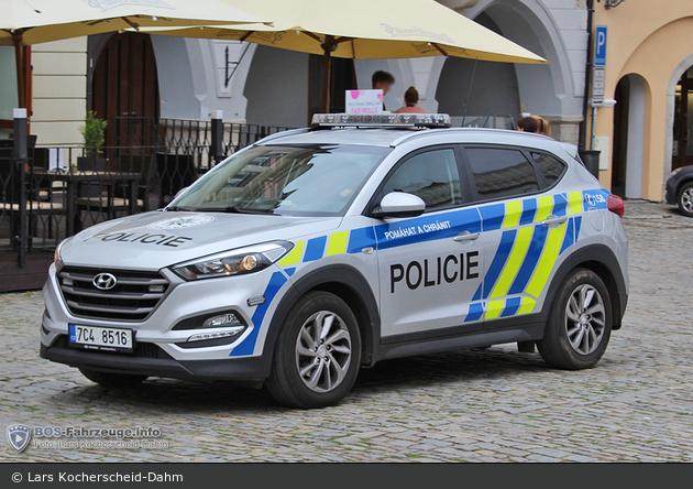 Český Krumlov - Policie - FuStW