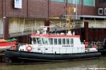 WSA Cuxhaven - Peilschiff - Stickers Gat
