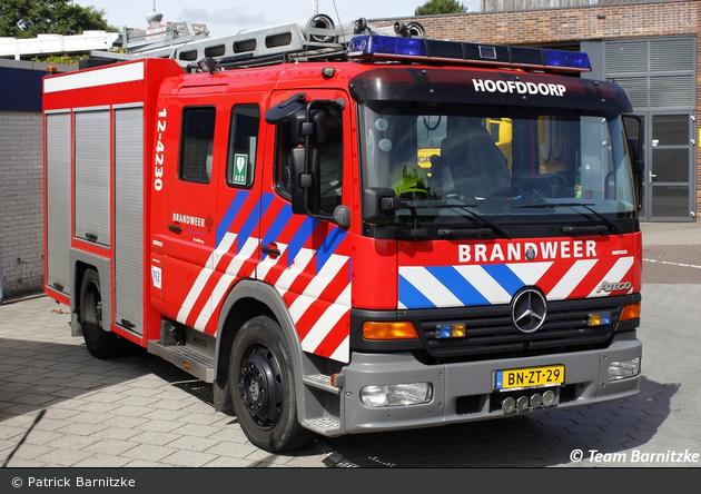 Haarlemmermeer - Brandweer - HLF - 12-4230 (a.D.)