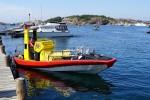 """Fjällbacka - Sjöräddningssällskapet - Seenotrettungsboot """"Berith"""""""