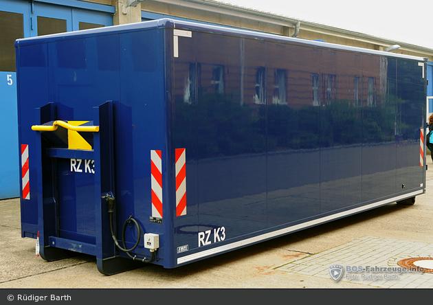 AB-RZ K3 - Abrollbehälter - Ratzeburg