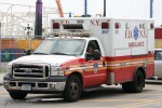 FDNY - EMS - Ambulance 267 - RTW