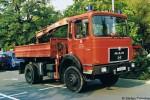 Florian Berlin LKW 3 Ladekran B-2816 (a.D.)
