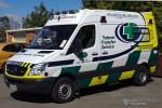 Masterton - Wellington Free Ambulance - KTW - 425