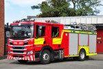 Wilmslow - Cheshire Fire & Rescue Service - WrL