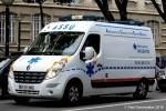 Isle - Ambulances Argentin - ASSU - RTW