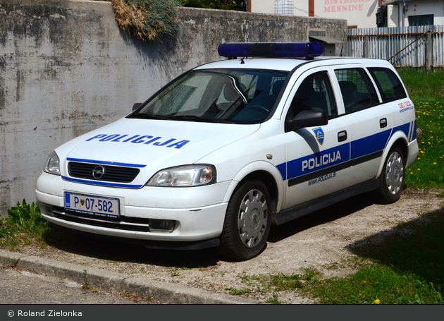Slovenska Bistrica - Policija - FuStW