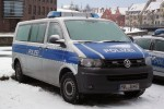 MVL-38407- VW T5 Facelift - Hafenkontrollfahrzeug
