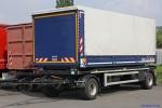 BP56-115 - Hüffermann HPR 18.70 - Container-Anhänger