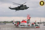 HB - Seenotkreuzer HERMANN RUDOLF MEYER mit SeaKing
