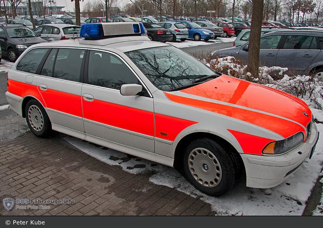 BP19-817 - BMW 5er Touring - NEF