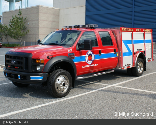 Hagerstown - FD - Special Unit 32