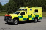 Hofors - Landstinget Gävleborg - Ambulans - 3 26-9280