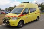 Hradec Králové - ZZS KHK - Servicewagen 140