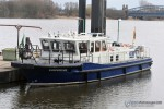 Zollboot Norderelbe - Hamburg