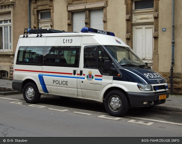 AA 1350 - Police Grand-Ducale - GruKw
