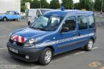 Châteauroux - Gendarmerie Nationale - FuStW - VP