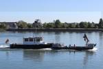 WSA Bingen - Mess- und Arbeitsschiff - Sperling
