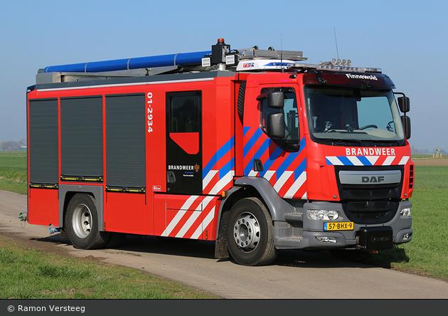 Oldambt - Brandweer - HLF - 01-2934
