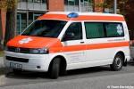 Krankentransport Berliner Rettungsdienst Team - BRT-8 KTW