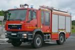 Stetten am kalten Markt - Feuerwehr - FlKfz-Gebäudebrand 2. Los