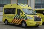 Hoogeveen - UMCG Ambulancezorg - RTW - 03-152