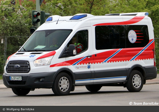 Krankentransport Spree Ambulance - KTW