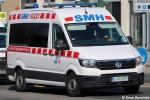 Krankentransport SMH - KTW (B-RO 2875)