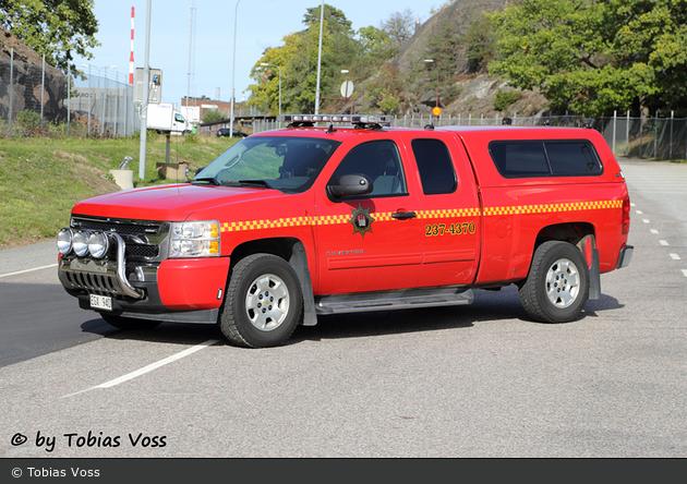 Nynäshamn - Räddningstjänsten Nynas AB - Transportbil - 2 37-4370
