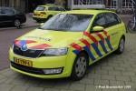 Rotterdam - Veiligheidsregio - Geneeskundige Hulpverleningsorganisatie in de Regio - KdoW - 17-874