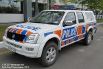 Christchurch City - New Zealand Police - FuStW