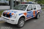 Christchurch - Police - FuStW