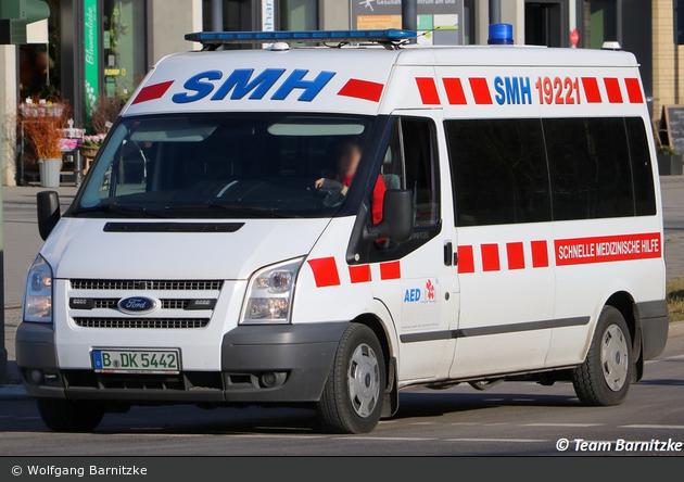 Krankentransport SMH - KTW (B-DK 5442)