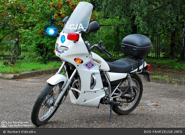Augustów - Policja - Krad (a.D.)