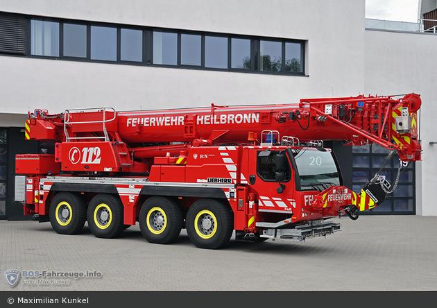 Einsatzfahrzeug Florian Heilbronn 01 71 Bos Fahrzeuge