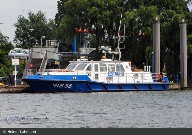 WS35 - Polizei Hamburg