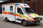 Liestal - Kantonsspital Baselland - RTW - 03