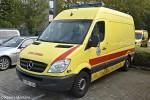 Rumst - Ambulancecentrum Antwerpen - KTW - 87