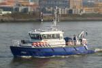 Rotterdam - Politie - WP - Polizeiboot P99