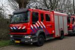 Arnhem - Brandweer - HLF - 07-3631 (a.D.)