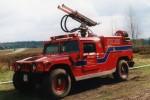Hummer H1 - IFEX - Vorführfahrzeug (a.D.)
