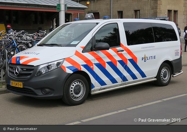 Amsterdam - Politie - FüKw - 9302